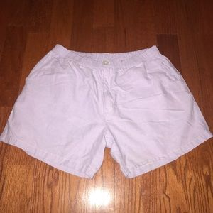 Chubbies Lavender Shorts Large